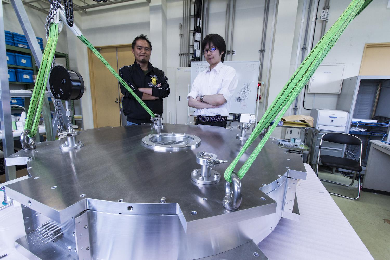 Comet - 素粒子原子核研究所