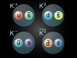 奇妙」な粒子の「稀な」反応